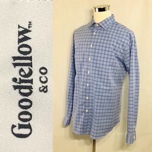 GOODIELLOW & CO Men's Slim Fit Dress Shirt XXL